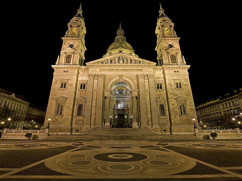 Budapest – Szent István Basilica