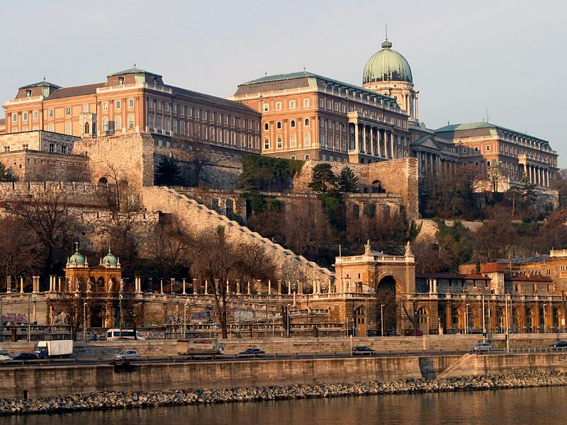 Budapest – Castle Hill