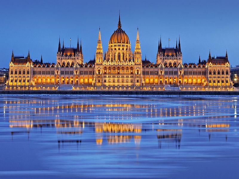 Budapest – Parliament