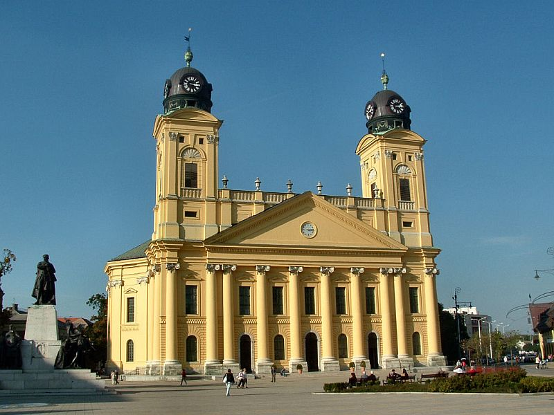 Debrecen – Great Church