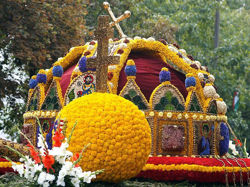 Debrecen – Flower carnival