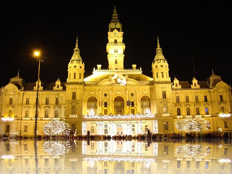 Győr – Cityhall