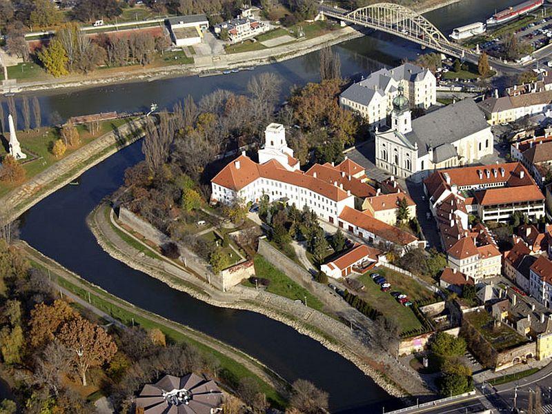 Győr – Káptalan hill