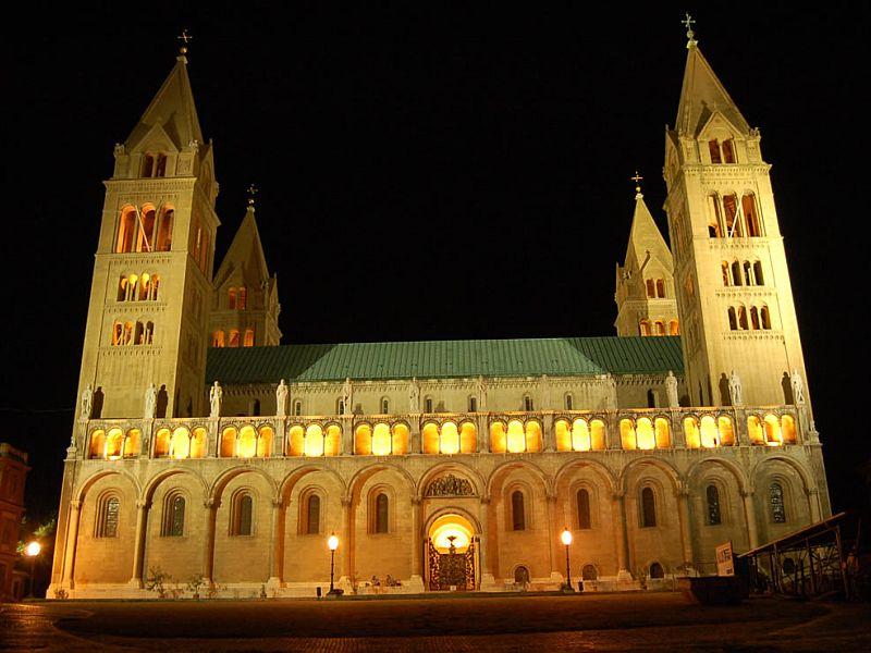 Pécs – Basilica