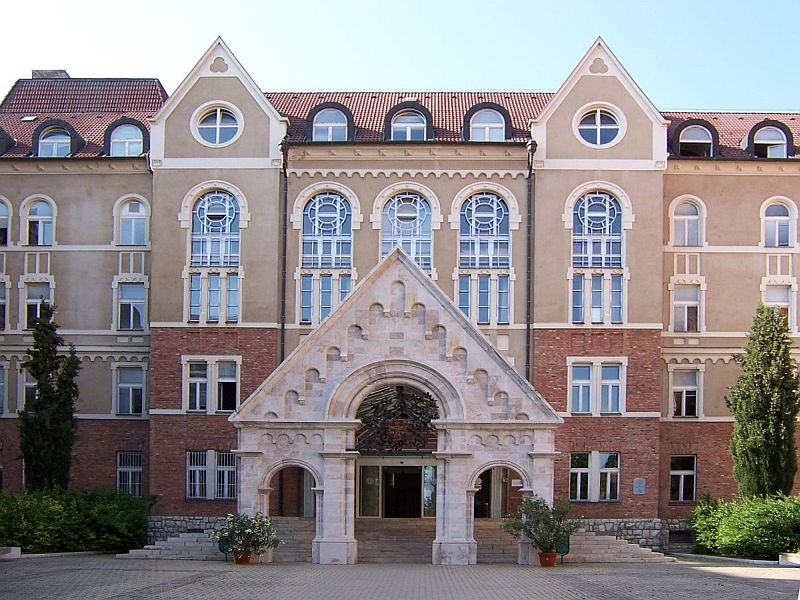 Pécs – University of Pécs
