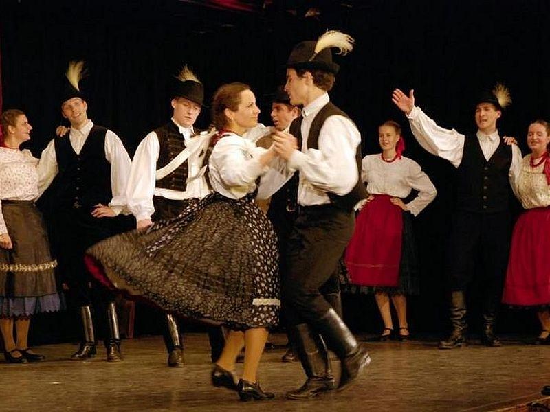 Csárdás Dance