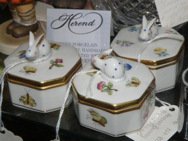 Porcelain of Herend