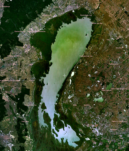 Cultural landscape of Lake Fertő