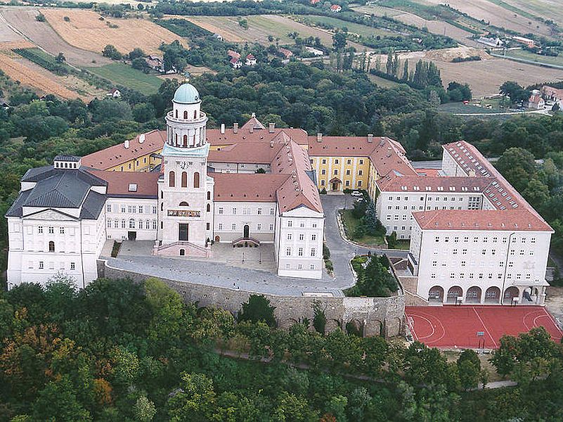 The Benedictine Archabbey of Pannonhalma